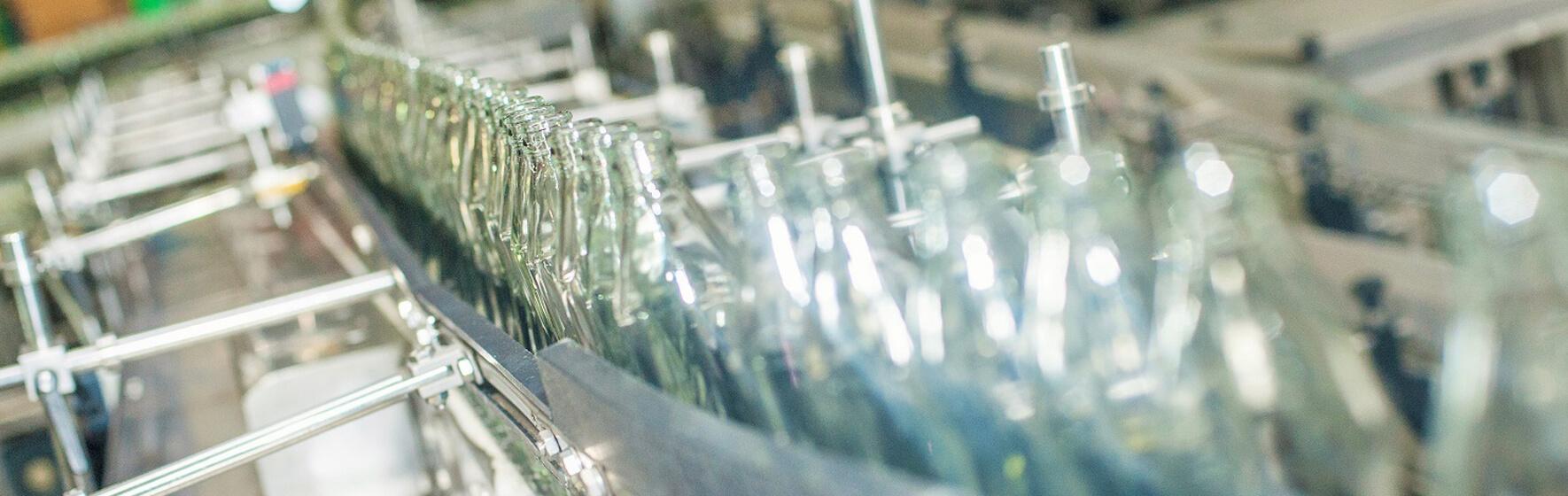 Gasteiner Mineralwasser Produktion