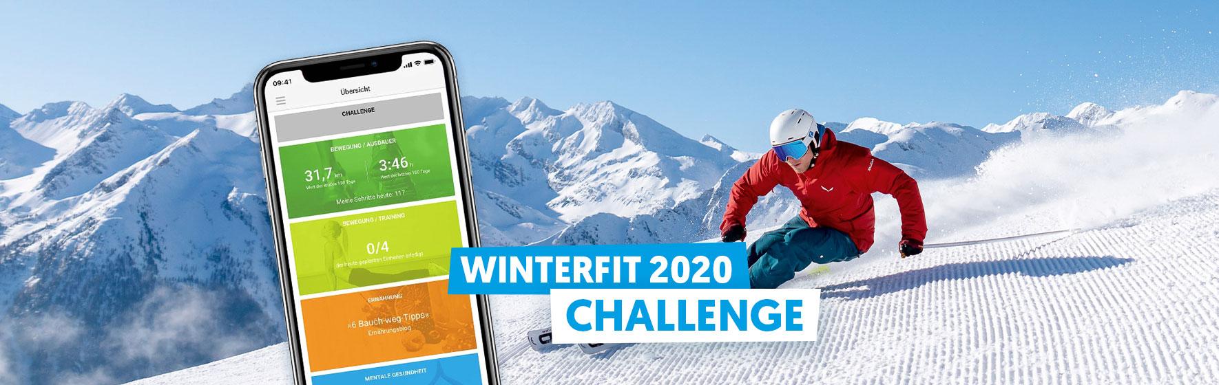 winterfit challenge 2020