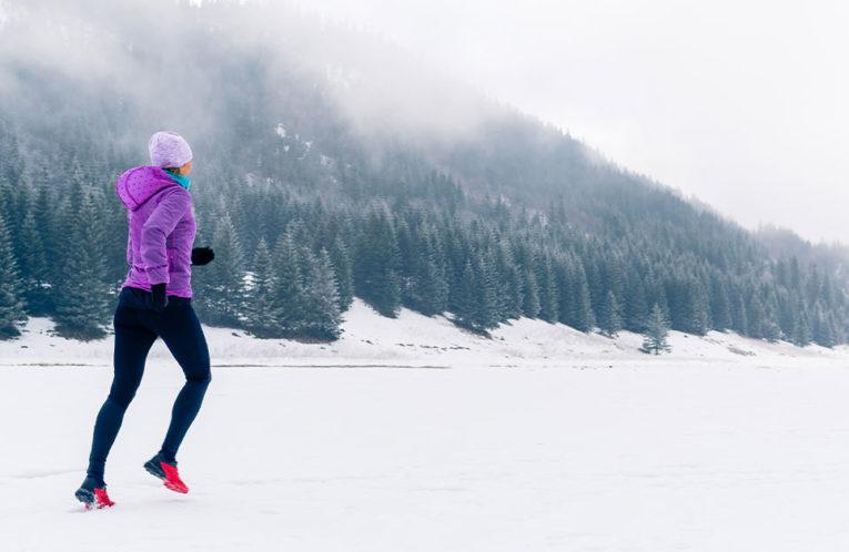 Sport im Winter: